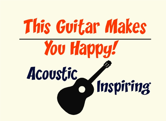 This Guitar Makes You Happy - 1