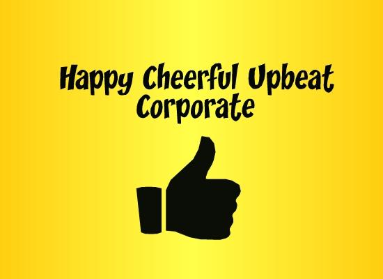 Happy Cheerful Background Music  - 1
