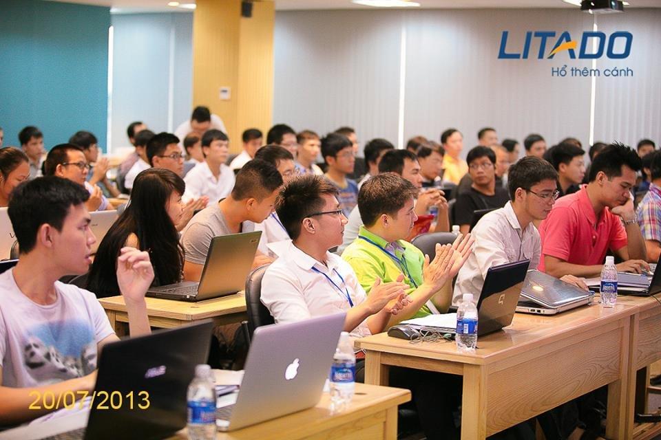 Hình ảnh lớp học Seo LITADO
