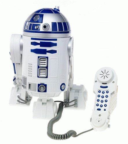 the R2D2 phone