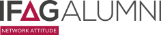 Logo IFAG ALumni